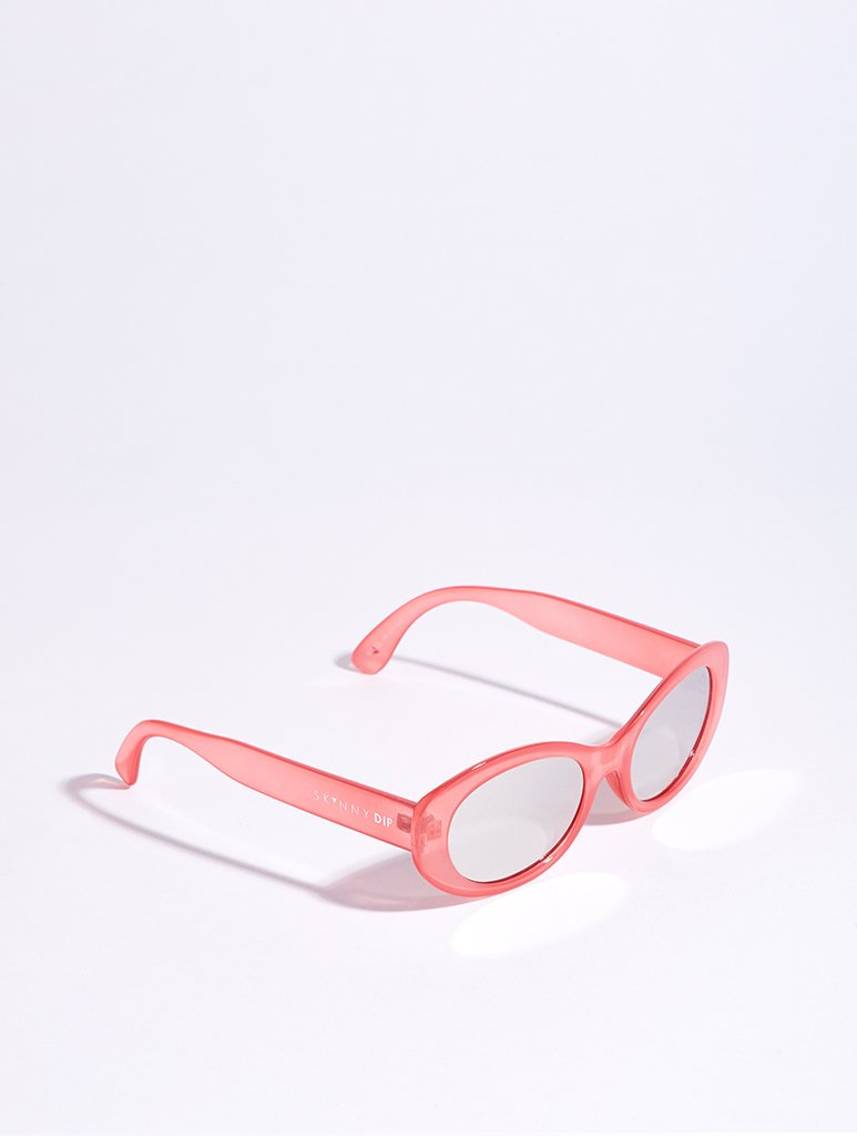 Ace Pink Sunglasses