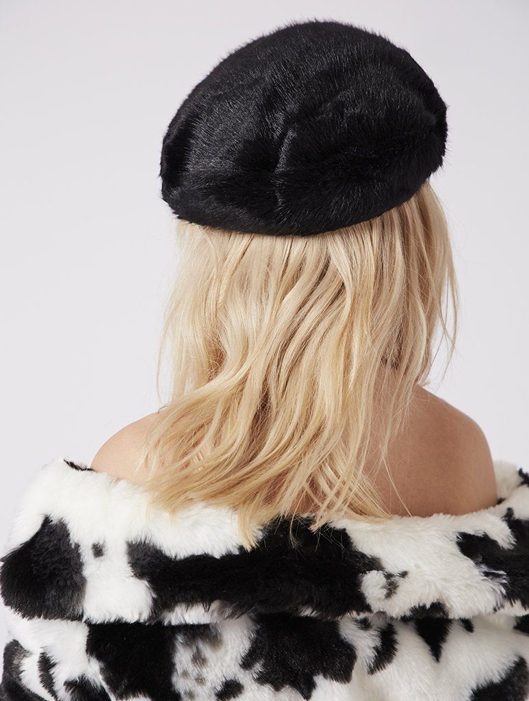 Black Luna Hat
