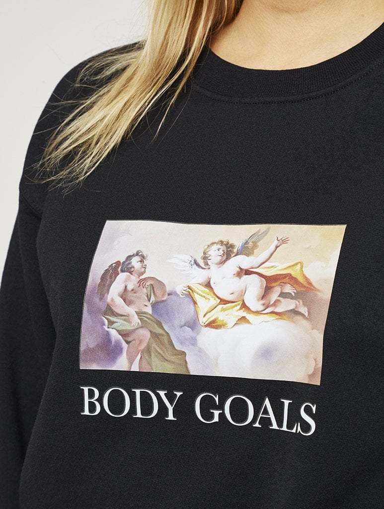 Body Goals Sweatshirt