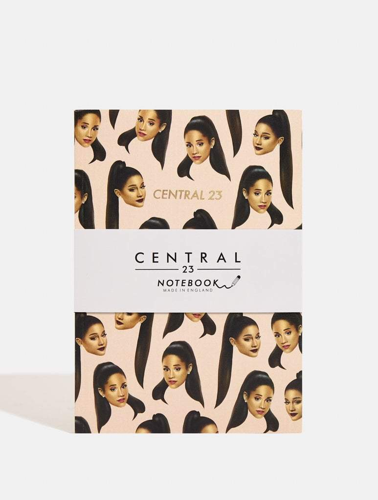 Ariana Grande Notebook