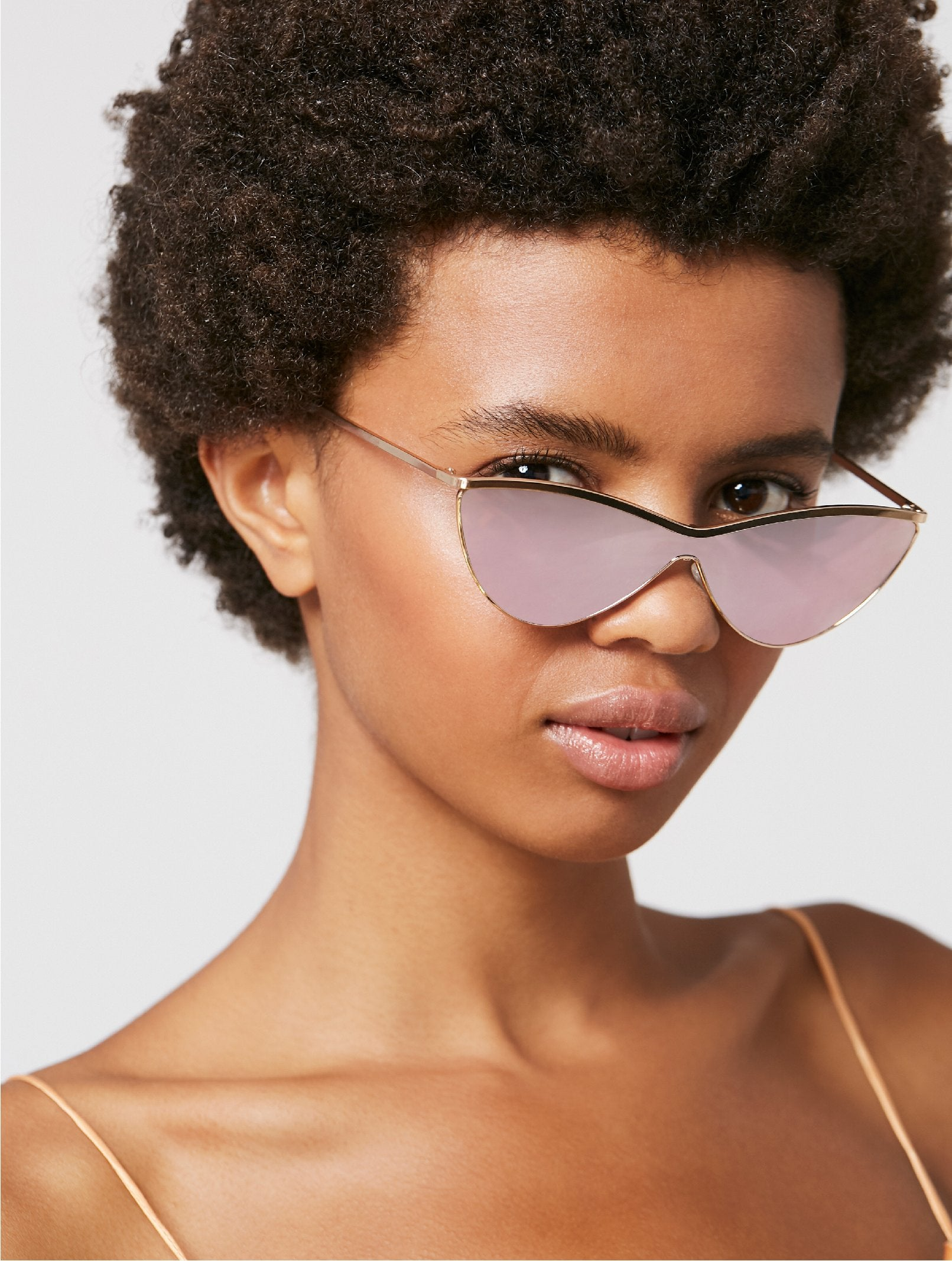 Selini Gold Sunglasses