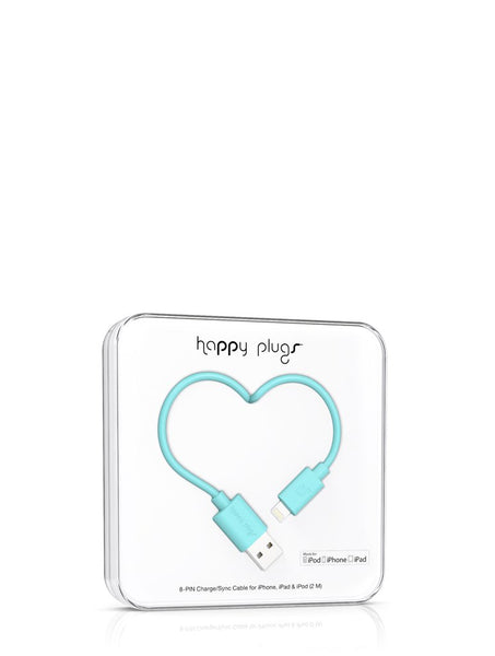 Turquoise iPhone Cable