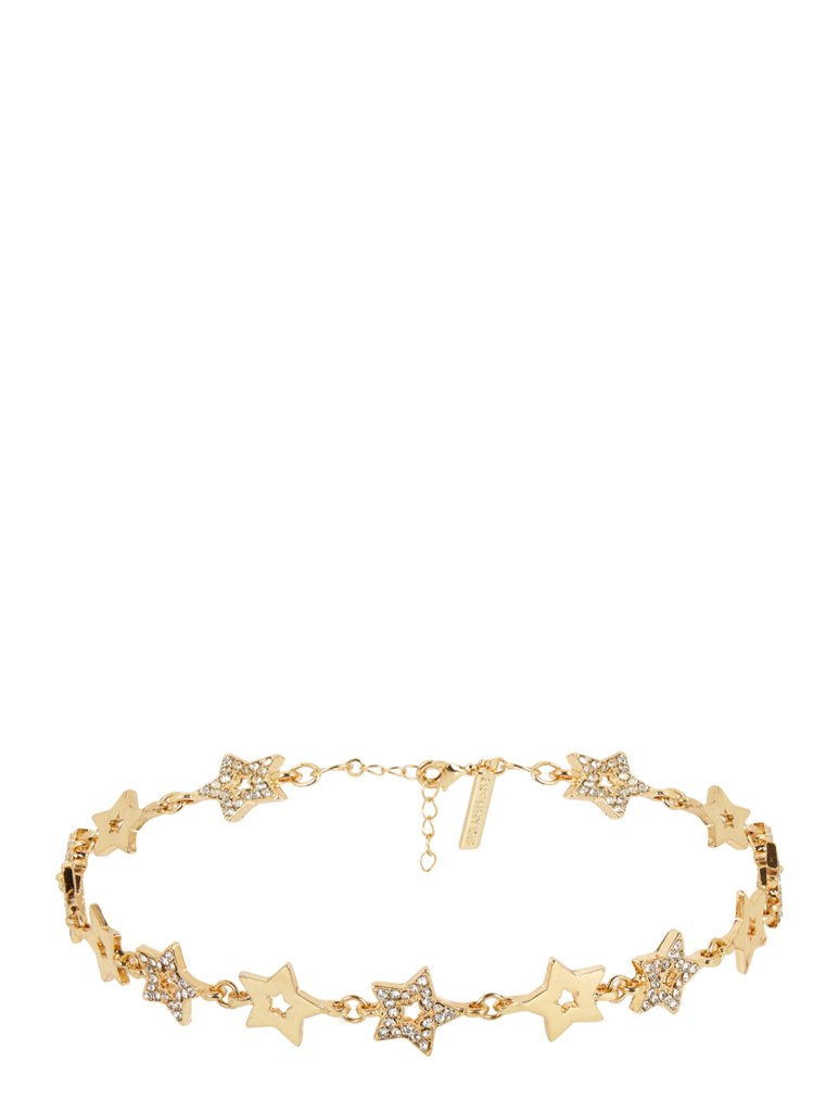 Gold Oria Choker Necklace