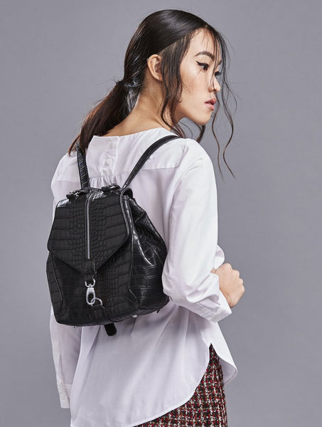 Black Agate Backpack