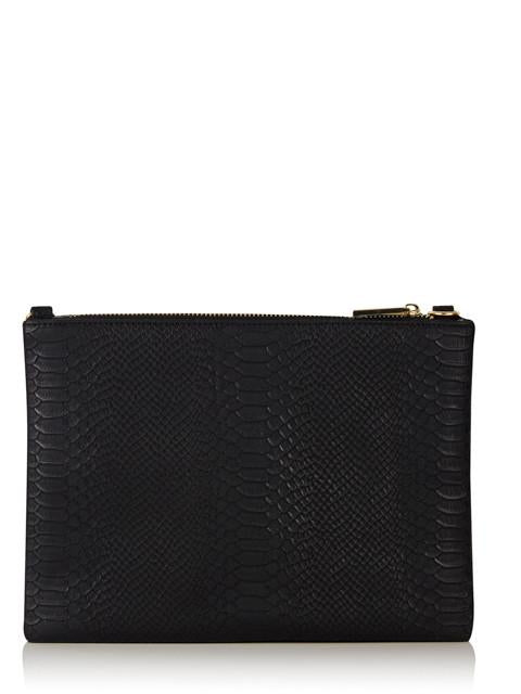 Black Snake Duo Bag