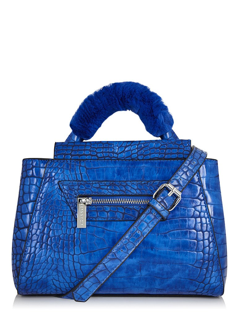 Blue Croc Mini Bug Bag
