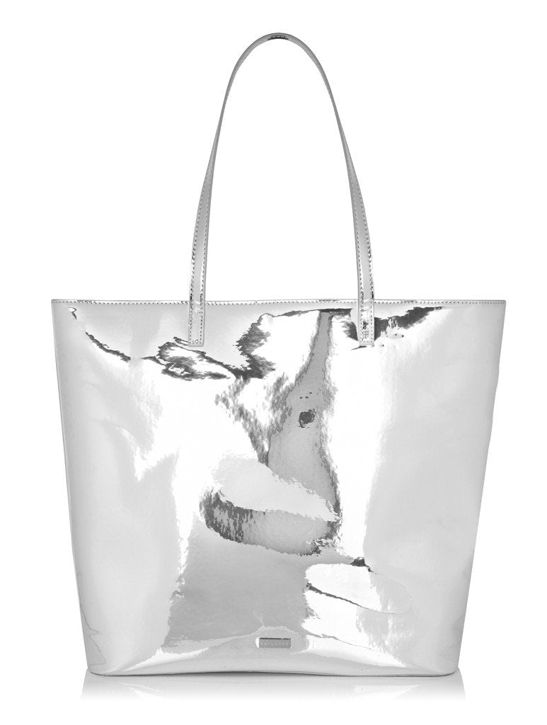 Coke Silver Shoulder Bag