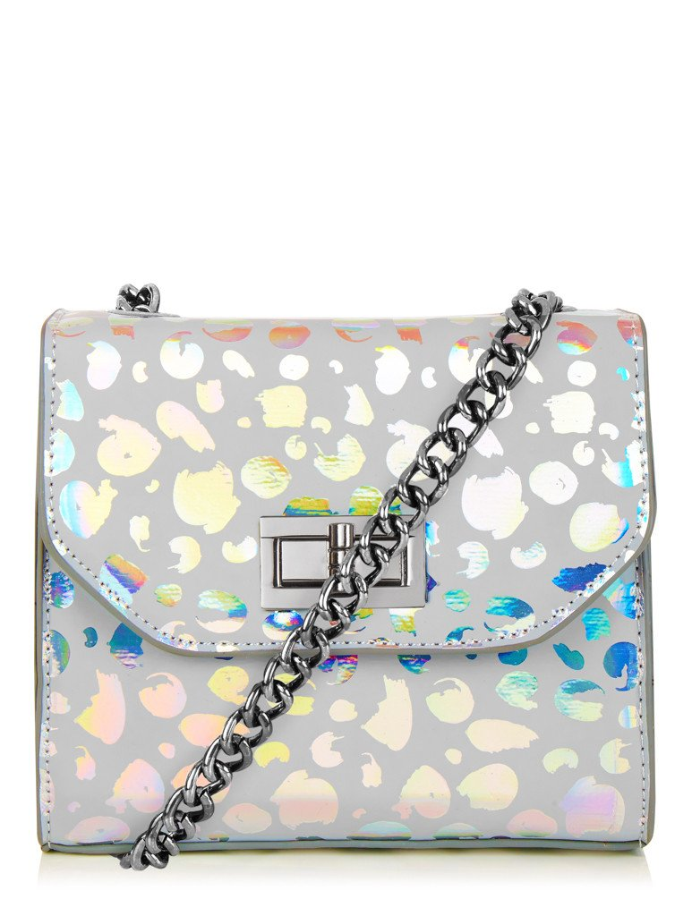 Dart Iridescent Bag