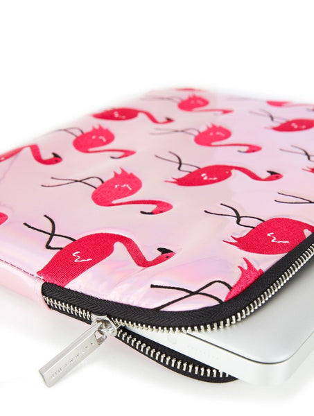 Flamingo Laptop Case