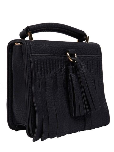 Fringe Tassel Cross Body Bag