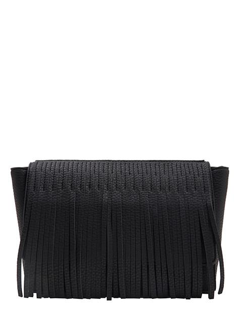 Fringed Winged Clutch