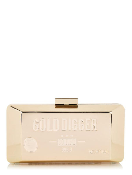 Gold Digger Clutch Bag
