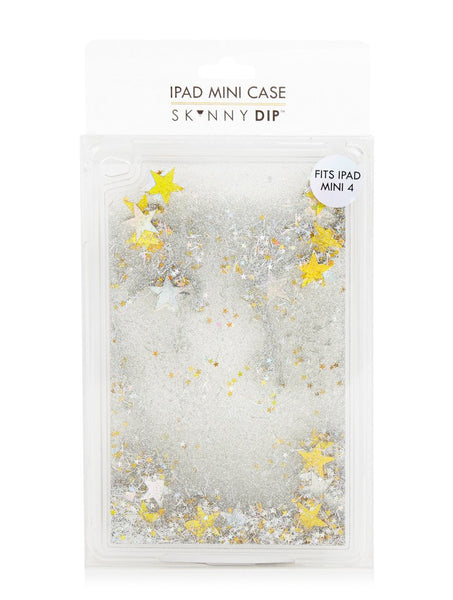 Gold Glitter iPad/iPad Mini Case