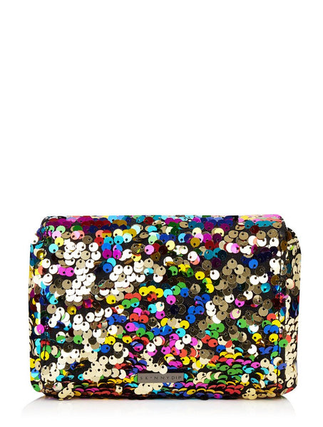 Gold Sequin Mini Bag