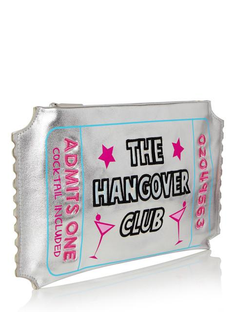 Hangover Club Clutch Bag