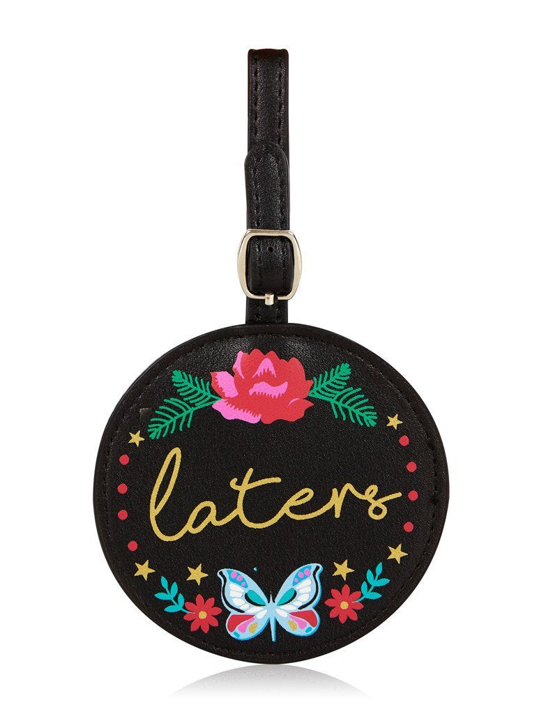 Laters Luggage Tag