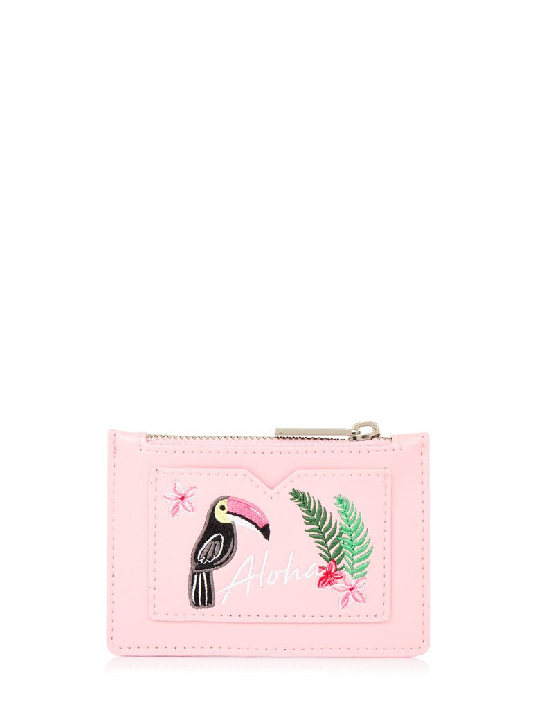 Aloha Toucan Coin Purse