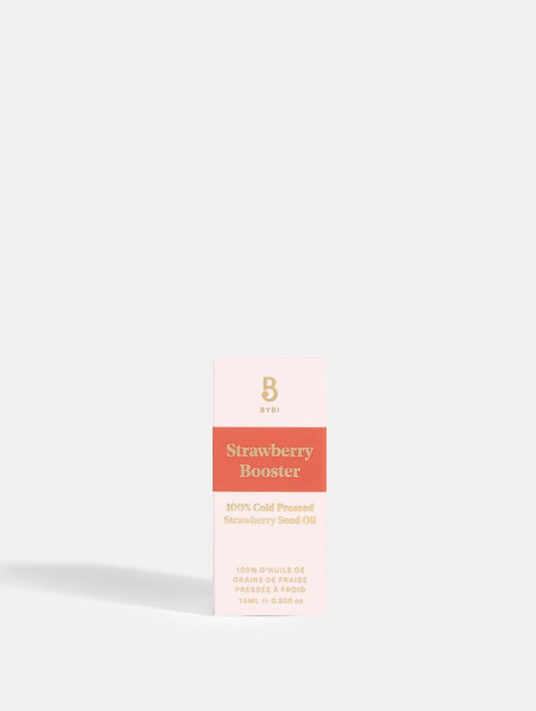 Strawberry Oil Skin Booster