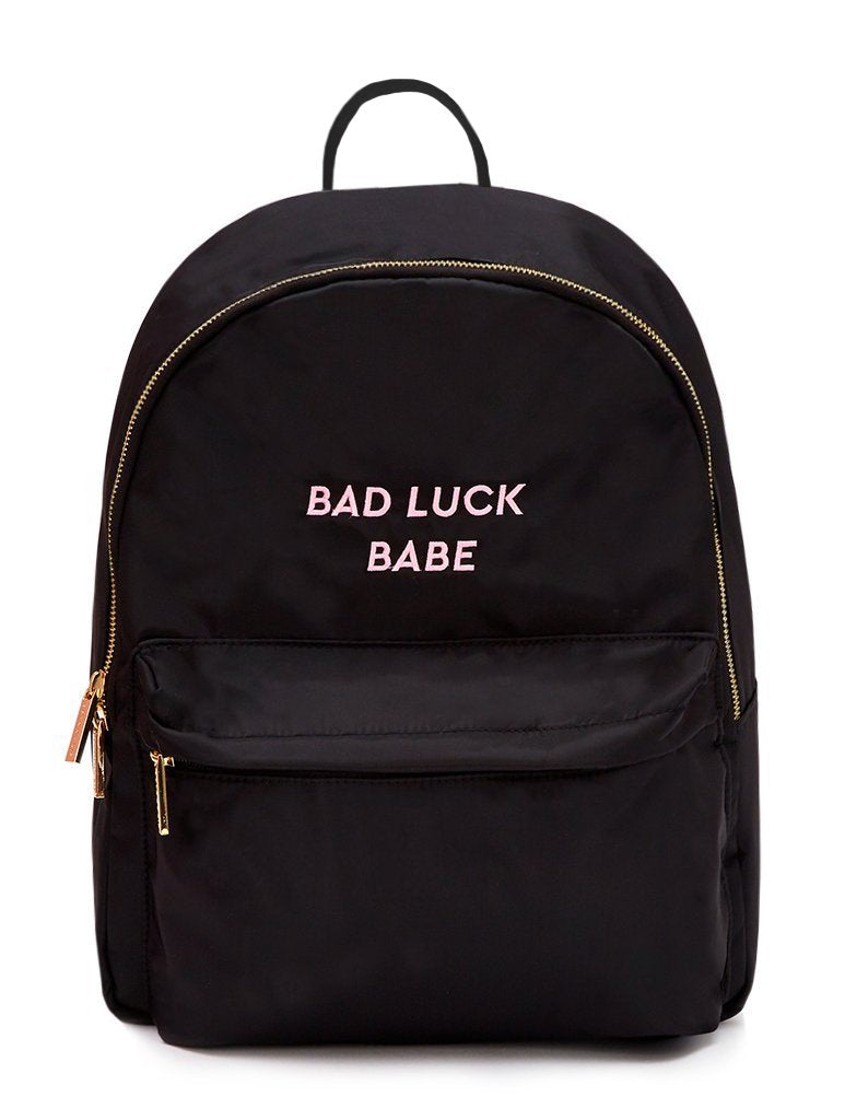 Bad Luck Babe Backpack