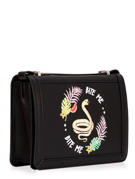 Bite Me Cross Body Bag