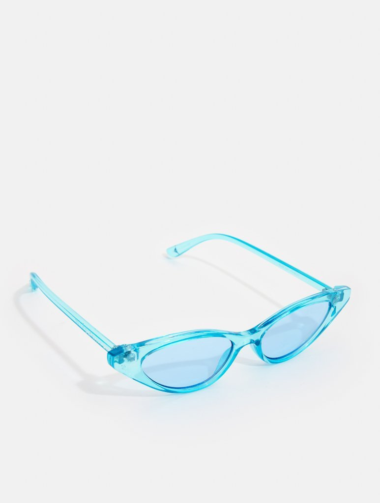 Blue Cat Sunglasses