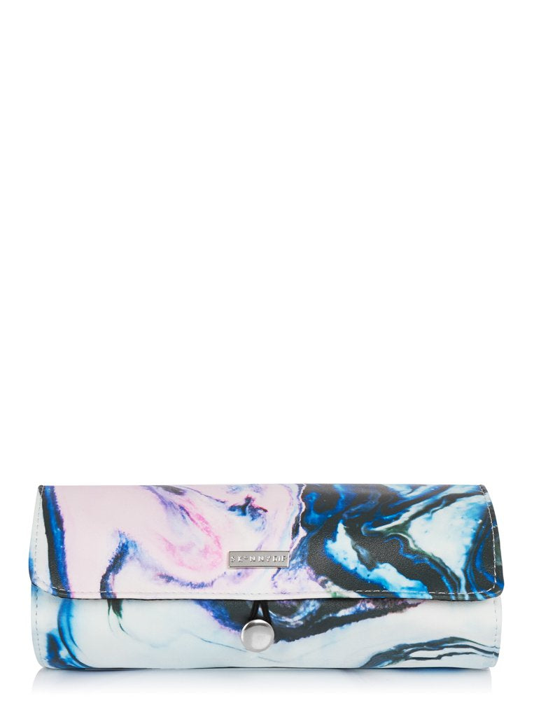Blue Marble Makeup Roll