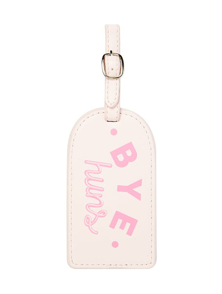 Bye Huns Luggage Tag