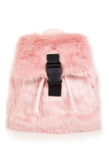 Candy Fur Backpack