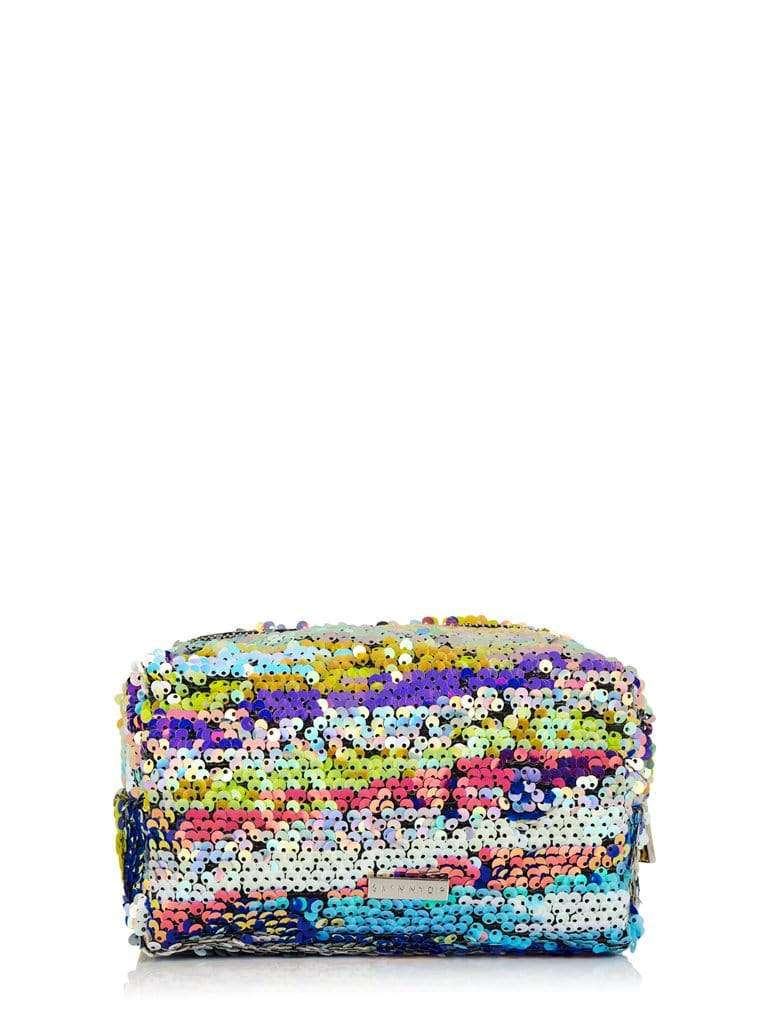 Carnival Sequin Makeup Bag