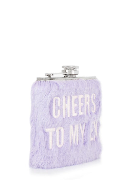 Cheers To My Ex Hip Flask