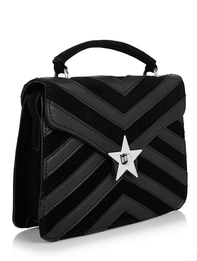 Chevron Teena Cross Body Bag