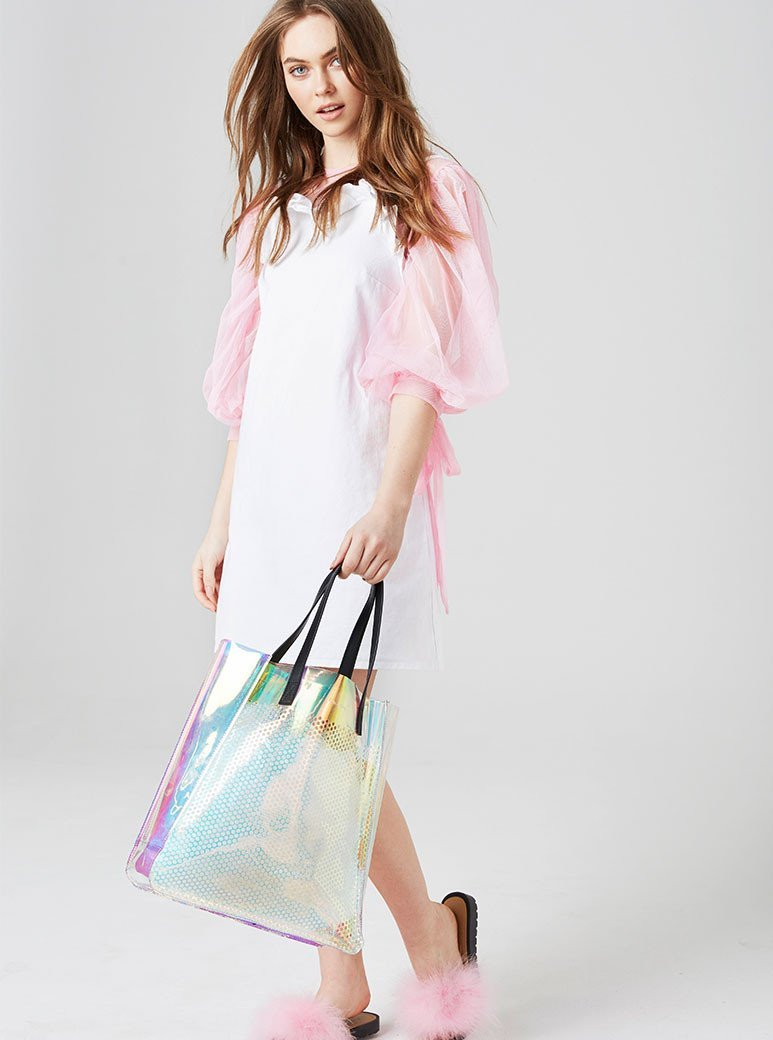 Cut Out Eva Large Tote