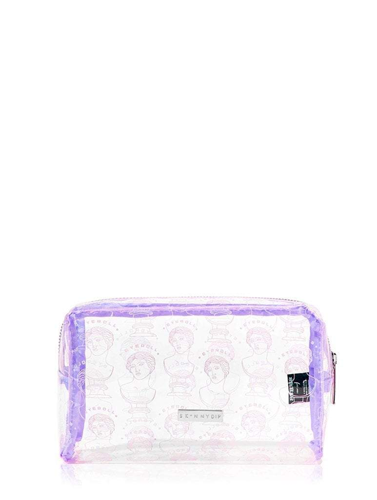 Eye Roll Makeup Bag