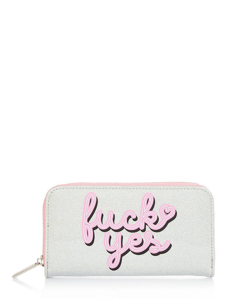 F*ck Yes Purse