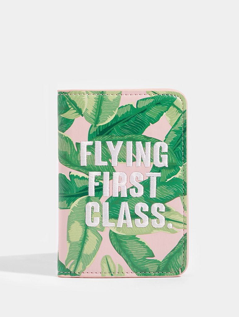 First Class Passport Holder