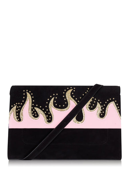 Flame Prim Cross Body Bag
