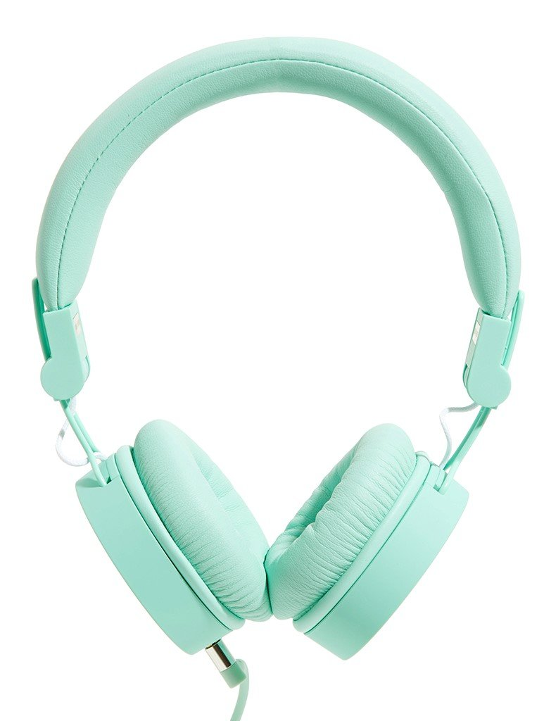 Caps Mint Wired Headphones