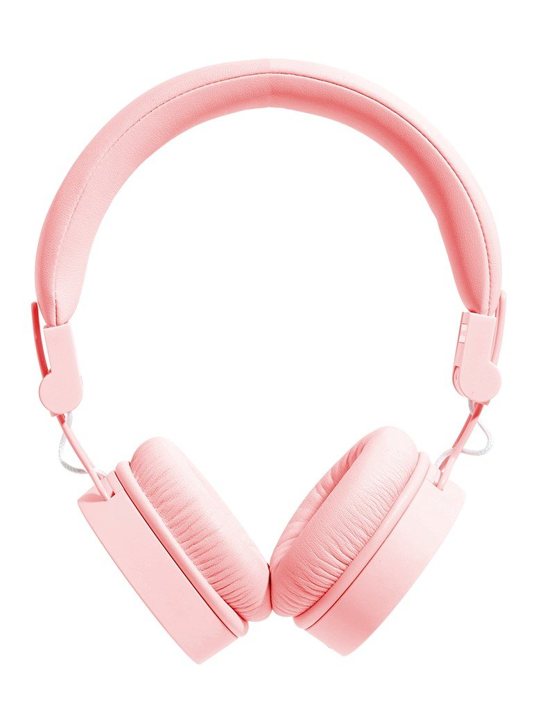 Caps on-ear Pink Wireless Headphones ddc07796e