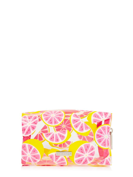 Glitter Grapefruit Make Up Bag