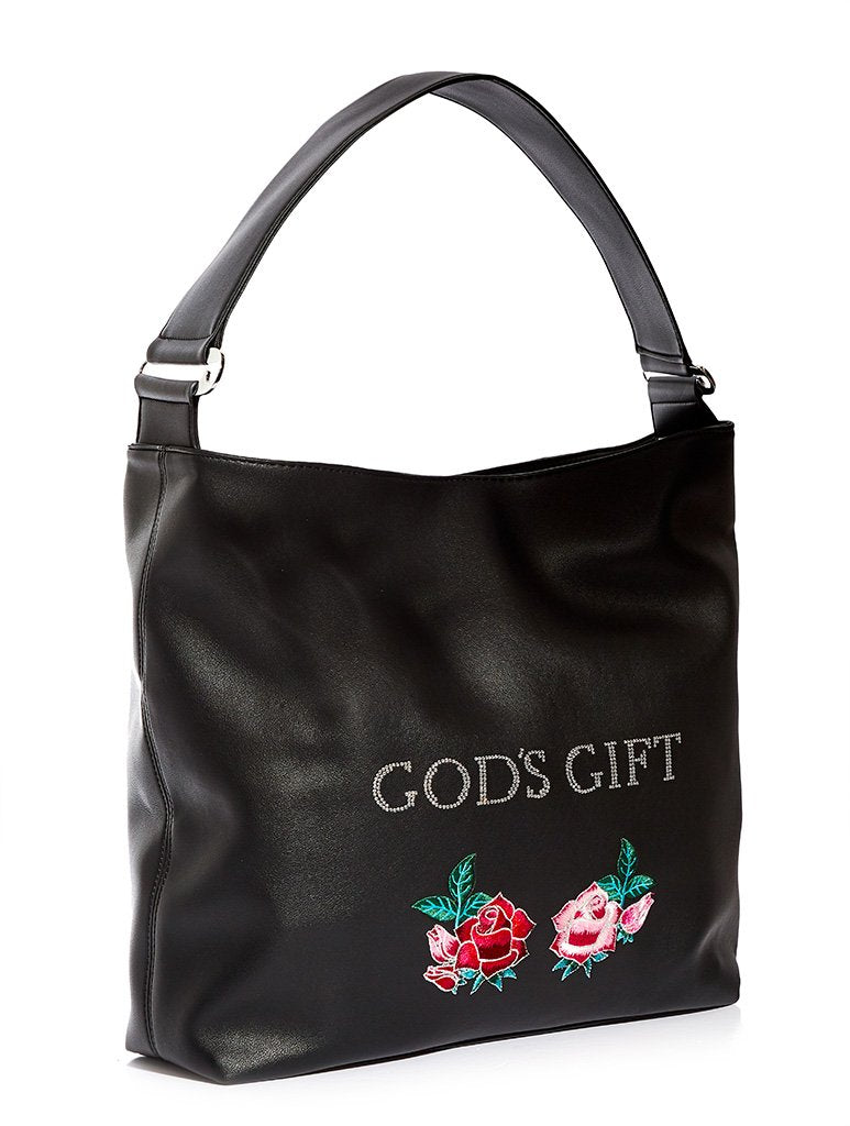 God's Gift Shoulder Bag