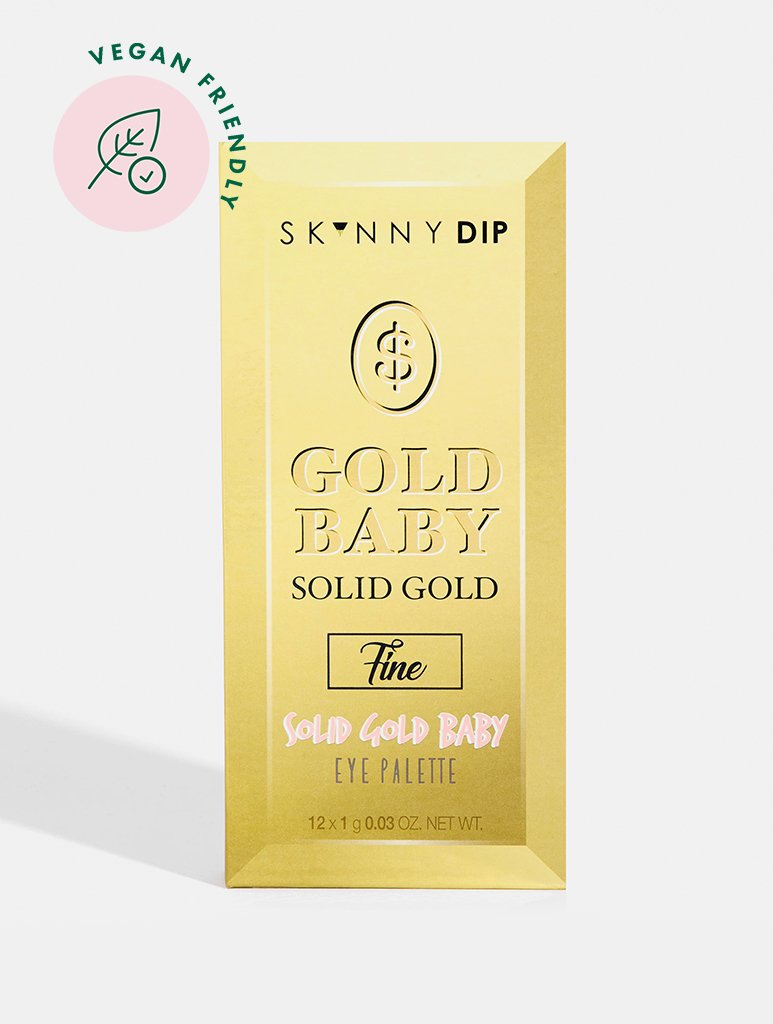Gold Baby, Solid Gold Eyeshadow Palette