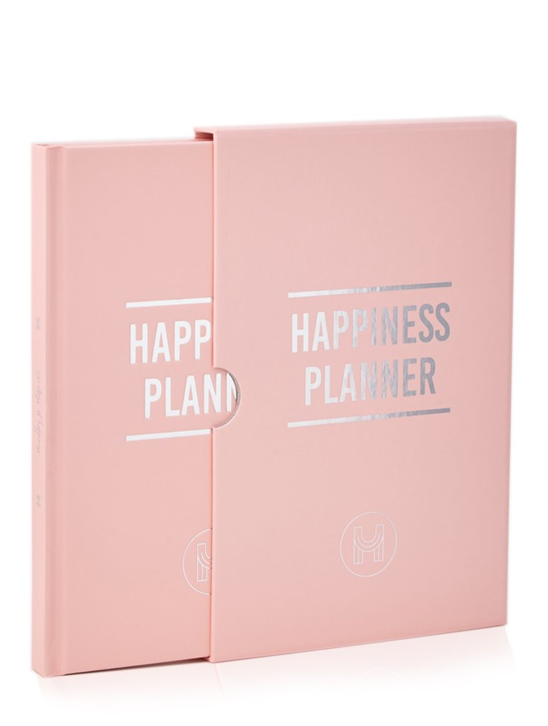 100 Day Happiness Planner Blush