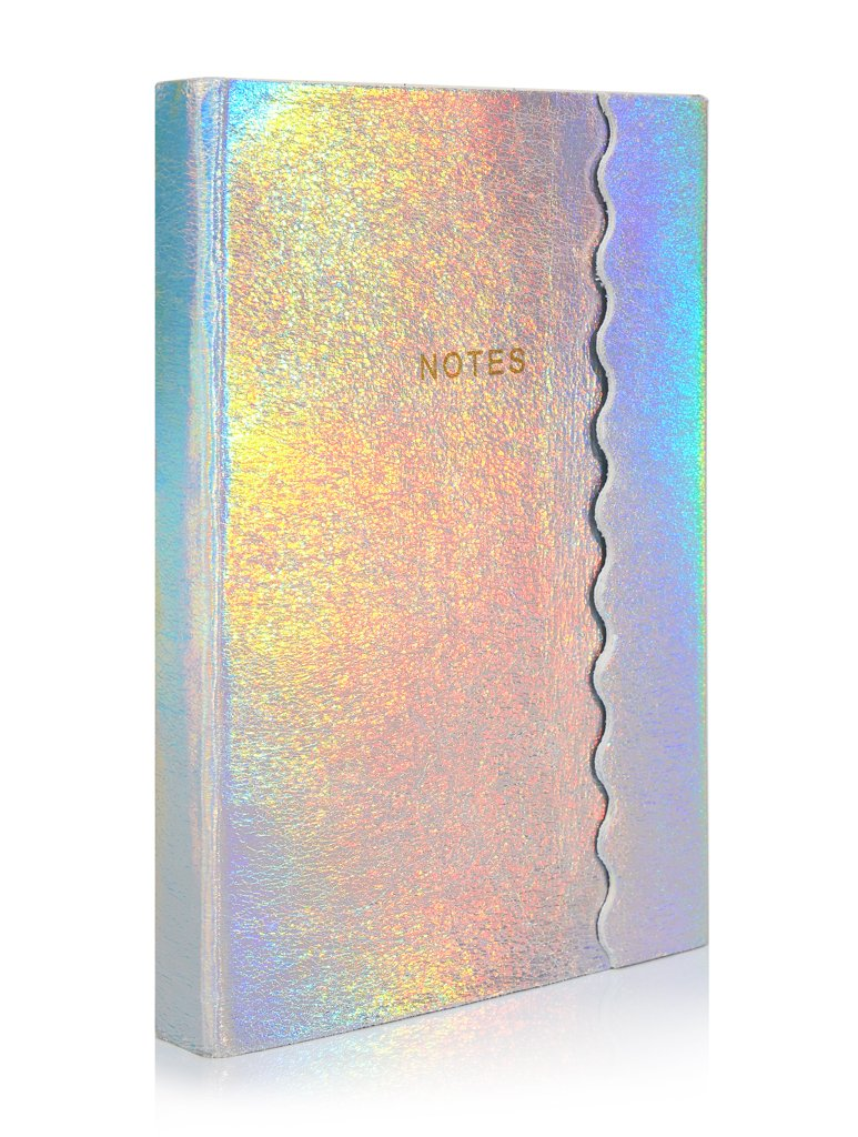 Holo Crackle Notebook