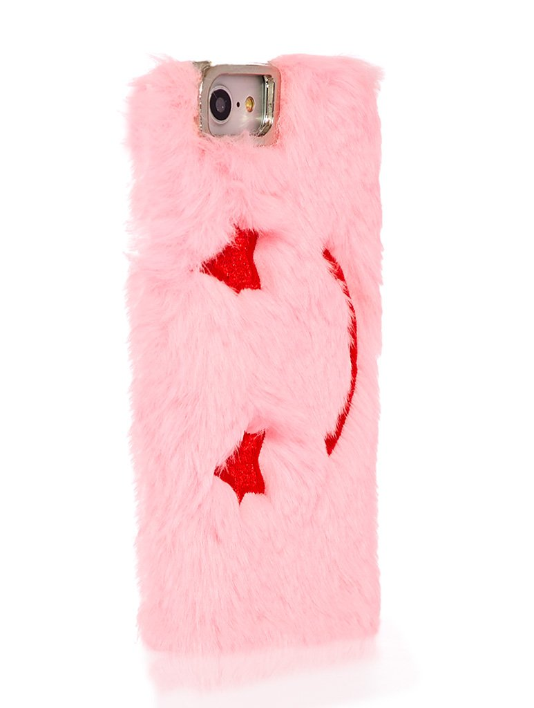 Furry Smiley Case