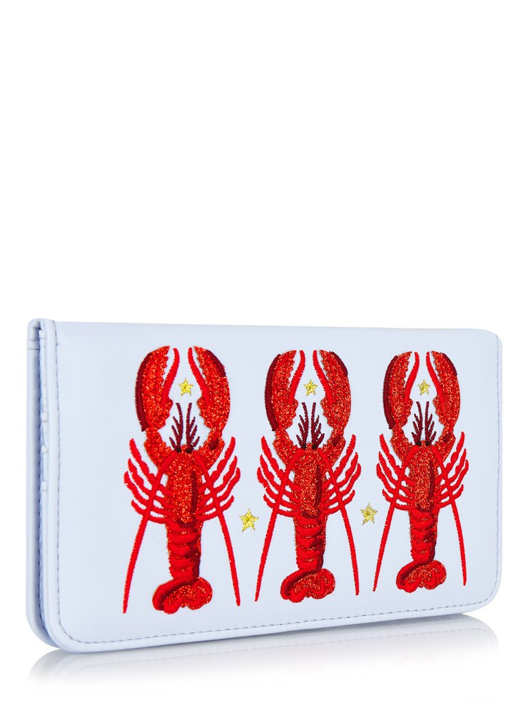 Lobster Folded Purse