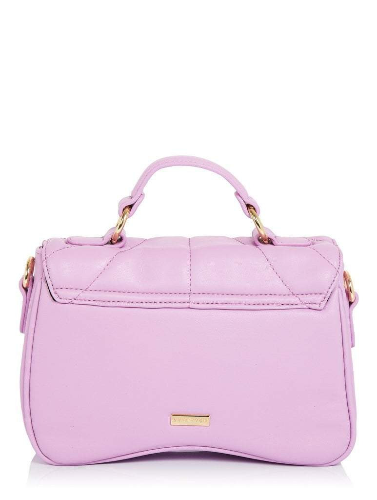 Maisie Ripple Orchid Cross Body Bag