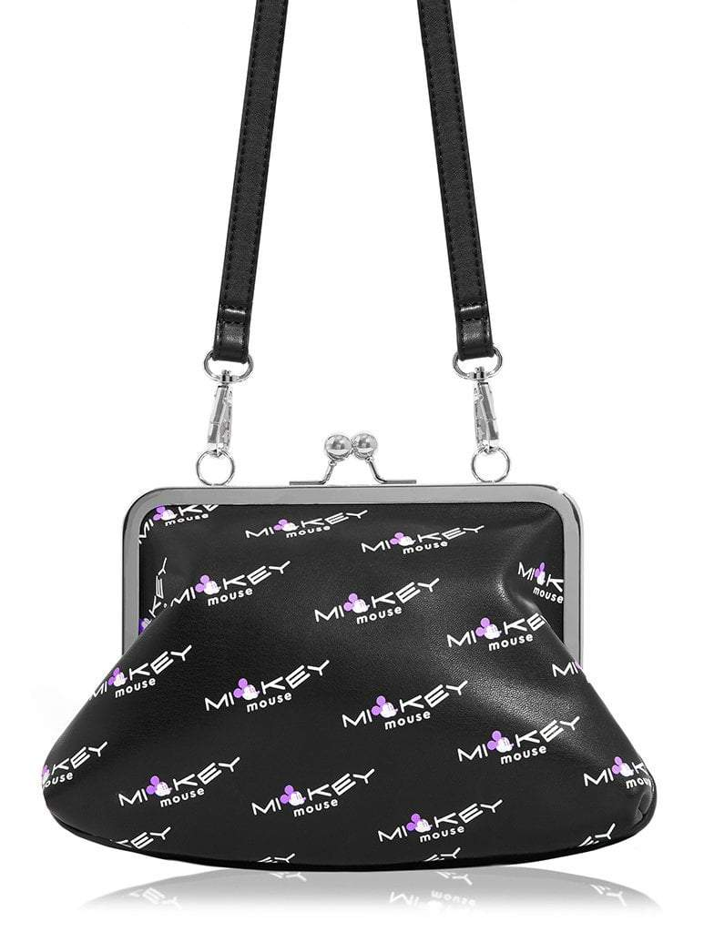 Disney x Skinnydip Mickey Logo Cross Body Bag