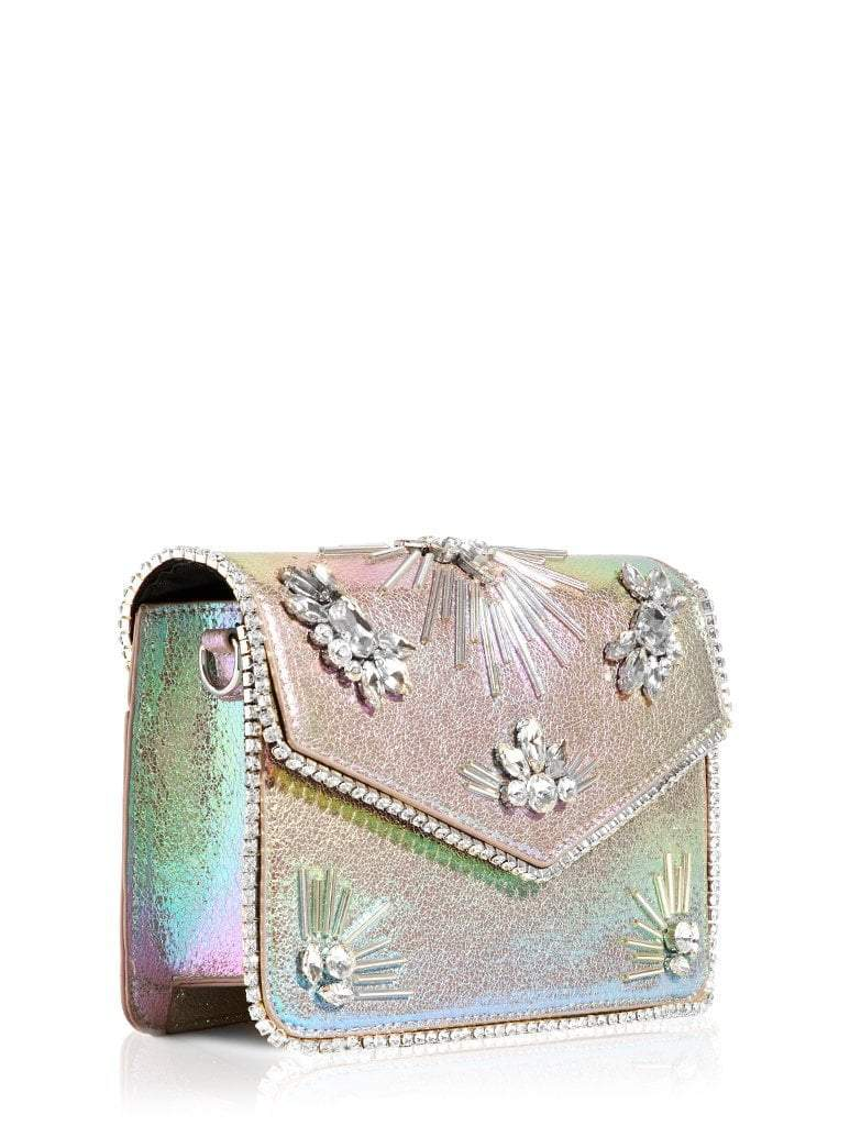Mini Rory Frosted Cross Body Bag