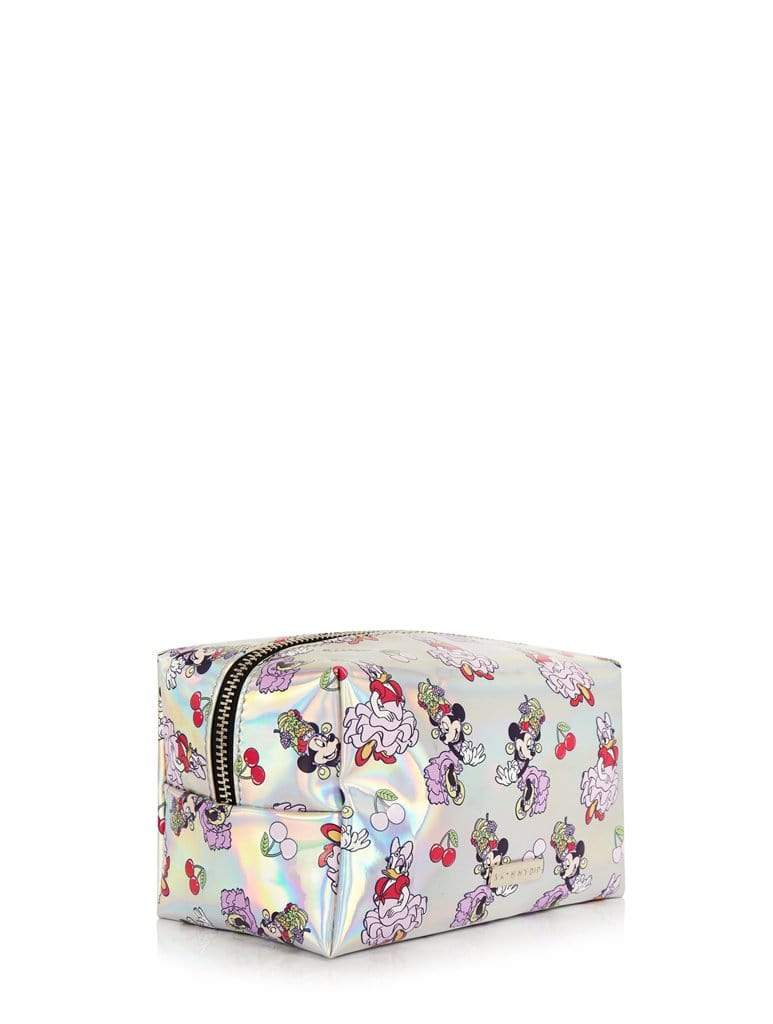 Disney x Skinnydip Minnie & Daisy Salsa Makeup Bag