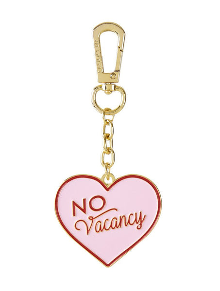 No Vacancy Key Charm